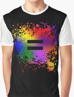 Equality Ink Graphic T-Shirt