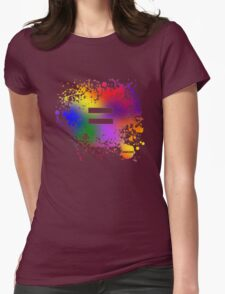 Equality Ink Womens Fitted T-Shirt