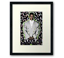 Carlton Swagz: Second Edition Framed Print