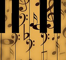 piano style by artcases