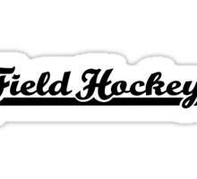 Field hockey Sticker