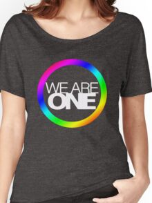 We are ONE  Women's Relaxed Fit T-Shirt