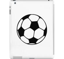 Soccer football iPad Case/Skin