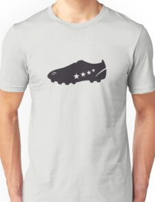 Soccer shoe Unisex T-Shirt