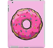 Simpsons Donut iPad Case/Skin
