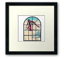 Another Vision To Be Ignored  Framed Print