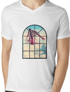 Another Vision To Be Ignored  Mens V-Neck T-Shirt