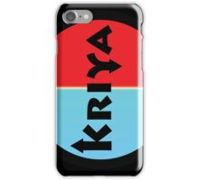 Kriya (2008) iPhone Case/Skin