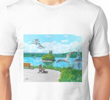Summer on the Bay Unisex T-Shirt