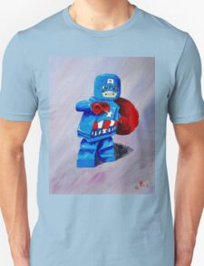 Captain Lego Unisex T-Shirt
