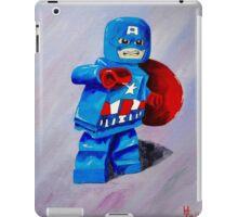 Captain Lego iPad Case/Skin