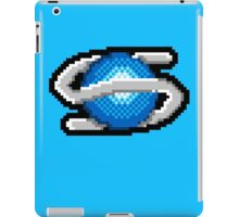 Pixel Saturn iPad Case/Skin