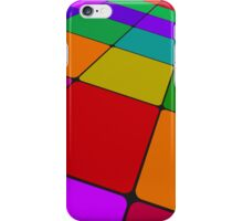 abstract colored iPhone Case/Skin