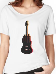 music nyc  Women's Relaxed Fit T-Shirt