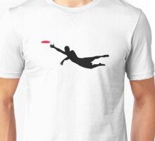 Disc golf frisbee Unisex T-Shirt