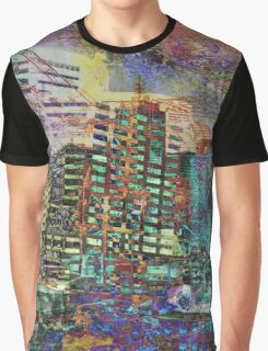 Urban Development and Loss of Space 2 Graphic T-Shirt
