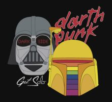 Darth Punk - Get Solo T-Shirt