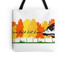 Goat OY Tote Bag