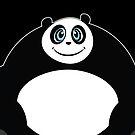Panda Ball - Large by Adamzworld