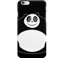 Panda Ball - Large iPhone Case/Skin