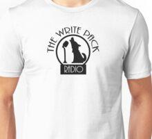 Write Pack Radio Black Logo Unisex T-Shirt
