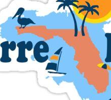 Navarre Beach - Florida. Sticker