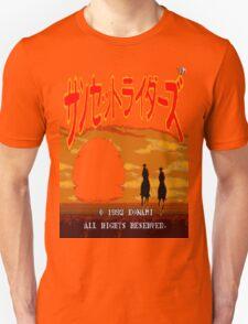 Sansetto Raidāzu Unisex T-Shirt