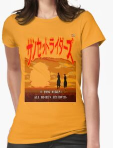 Sansetto Raidāzu Womens Fitted T-Shirt