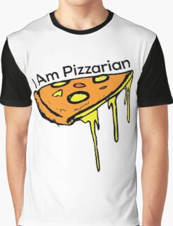 I am Pizzarian Graphic T-Shirt