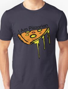 I am Pizzarian Unisex T-Shirt