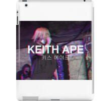 Keith Ape iPad Case/Skin