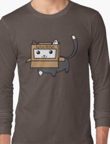 Astro Kitty Long Sleeve T-Shirt