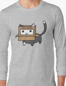 Astro Kitty Long Sleeve T-Shirt