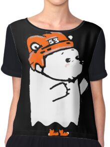 Ghost Bear III Women's Chiffon Top