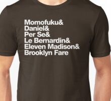 NYC Michelin Stars Unisex T-Shirt