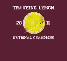 Traveling Lemon Nation Championship Unisex T-Shirt