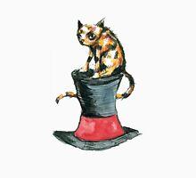 Cat on the Hat Unisex T-Shirt
