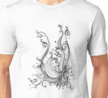 Abstract Sketch Unisex T-Shirt