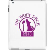 Write Pack Radio Purple Logo iPad Case/Skin