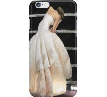 Jennifer Lawrence Oscar Fall iPhone Case/Skin
