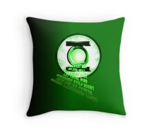 Brightest Day Throw Pillow