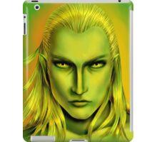Green Legolas Greenleaf iPad Case/Skin