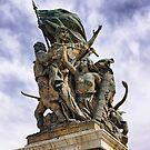 Il Vittoriano by Xandru