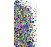 Multicolored Dot Pattern iPhone Case/Skin