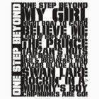 One Step Beyond by bkxxl