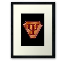 The Corp is Father Framed Print