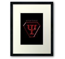 The Corp is Mother Framed Print