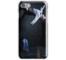 Wall Flip iPhone Case/Skin