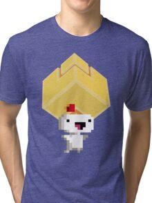 Cube Get! Tri-blend T-Shirt