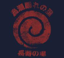 Naruto Uzushiogakure t-shirt by Japancast